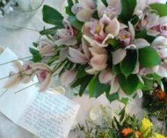 Exclusive Wedding Flower Designs - Orchids