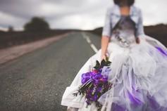 Florist in Sheffield Themed Wedding