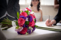 Wedding Florist Sheffield Traditional Wedding