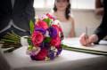 Wedding Florist Sheffield Traditional Wedding