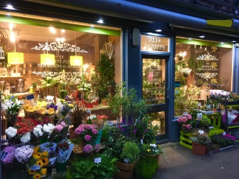 Florists in Sheffield Fresh Flowers Plants and Gifts. Shop Frontage