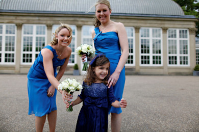 Florists Sheffield- Bridesmaids Flowers