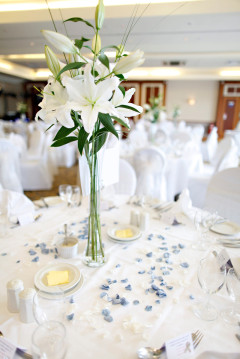 Florists in Sheffield- Reception Flowers